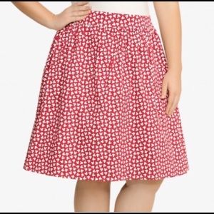 Mickey Mouse Skirt